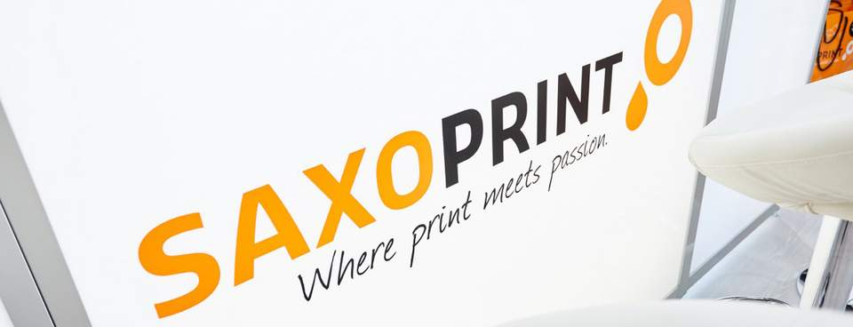 Logo Saxoprint Messetheke